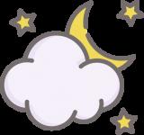 nubes-luna-estrellas